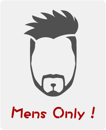 Mens Only!